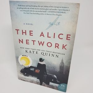 Other - The Alice Network Novel by Kate Quinn | Paperback
